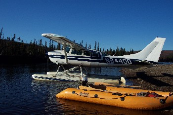 Moose Airplane and boat