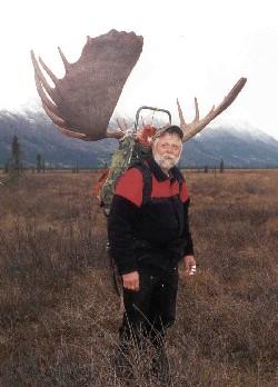 Moose artandtrophy